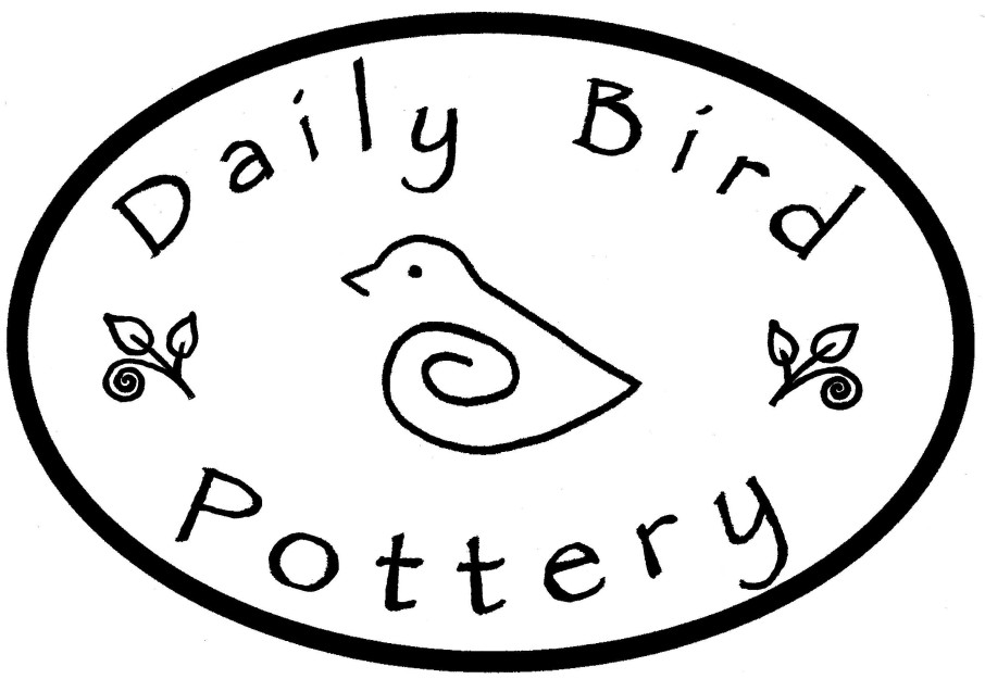 Daily Bird Pottery Logo